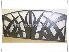 ornamental driveway gates, ornamental gates, ornamental iron gates,