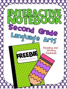 This is a small sample of informational writing activities from my complete Language Arts Interactive Notebook. I made these to help my second graders; however I feel confident they could be used with third and fourth graders, fifth graders who might need some extra guidance, and even your advanced first grade writers.  It includes many topics that will help your students learn what they need to become great writers such as: