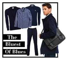 Fall 2012 Men's Color Trend: Deep Blue