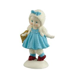 SNOWBABIES WIZARD OF OZ Dorothy FIGURINE New freeee