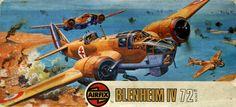 AIRFIX Blenheim IV (1/72)