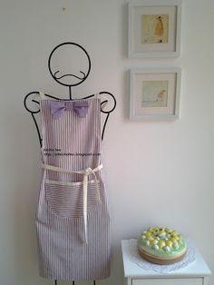 .grembiule http://elbichofeo.blogspot.com..borse, accessori e altro...: #apron #grembiule