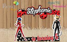 Miraculous Ladybug Photo Booth / Miraculous Ladybug Party /