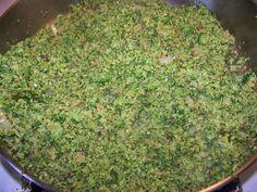 Kitchen Simmer: Broccoli Mellun (Sri Lankan Broccoli Dish- Vegan)