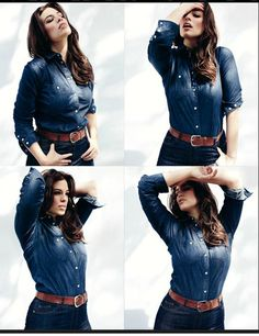 Ashley Graham.... can't believe she's considered plus size at this weight. She is gorgeous at any size though!