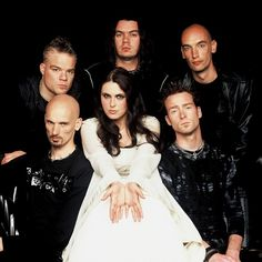 In september the band Within Temptation will release their new album by their new label BMG. I'm really glad about that! The name of the album wasn't published up to now. But I'm pretty sure: It will be as great as always!