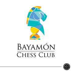 Logo Vertical para el Bayamón Chess Club  -  ©2015 Emmanuel Varela Cruz