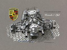 porsche 718 f1