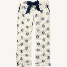 Schiffly Snowflake Pant at Fat Face