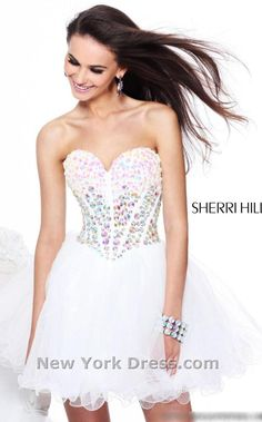 Sherri Hill 21101 Dress - NewYorkDress.com