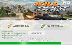 Kill Shot Hack (Mediafire) | Games Hooks