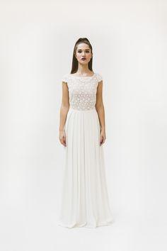 Victoria Rüsche Brautmode Kollektion 2016 | Hochzeitsblog - The Little Wedding Corner