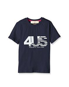 a5c4d9376b0d39 Cesare Paciotti 4US Kids T-Shirt Manica Corta  Bianco  Skateboards