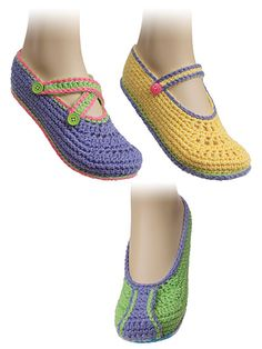 All the lovely women in your life will be begging you for a pair of these comfortable foot warmers!     Not the traditional slippers, these shoes feature a thick, flat sole with fashionable uppers. With 3 different styles and sizes for youth, teen and women, they'll become your go-to gift for every occasion.