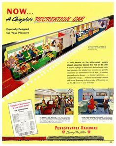 Pennsylvania Railroad, 1947