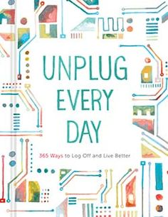 This inspiring journal offers 365 achievable ways to take small breaks from technology with simple suggestions that encourage journalers to unplug from electronics and appreciate their surroundings. With a year's worth of digital-detox prompts, this chunky gift book also offers journaling space for readers to reflect on the power of unplugging.