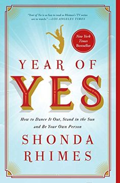 Year of Yes – Shonda Rhimes - 17 Memoirs And Biographies Every Black Woman Should Read At Least Once Self Love Books, Best Self Help Books, Books You Should Read, Books To Read, New Books, Good Books, Celebrity Books, Celebrity Biographies, Dance It Out
