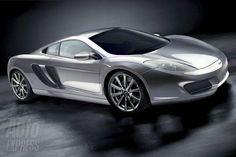 Luxury cars rental – Mc Laren MP4-12C