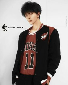 Cute Cosplay, Slam Dunk, Girls Characters, Handsome Boys, My Boys, My Idol, Favorite Color, Cool Photos, Poses