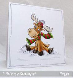 Merry Moose-mas