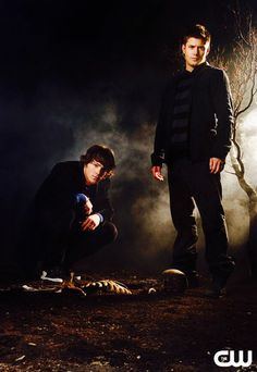 Sam & Dean Promo Photo Season 1