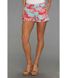 Lilly Pulitzer Barclay Short (Watermelon Coralina) Women's Shorts