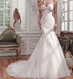 New arrival Maggie Sottero