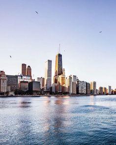 Chicago Skyline Photography
