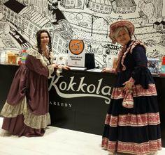 Kokkolan osasto 6k99 Matkamessuilla Helsingissä 17.-19.1.2014.