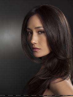 Vietnamese-Polish-Irish-American Maggie Q (Nikita, Live Free or Die Hard, Mission: Impossible III)