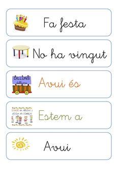 Álbum - Google+ Classroom Organisation, Organization, Learn English, Valencia, Back To School, Preschool, App, Album, Education