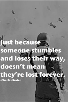 - Charles Xavier
