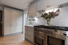 Mr and Mrs Gregory were drawn towards Croft, a shaker style kitchen, with a painted finish and contemporary design. Kitchen Fittings, Kitchen Design, Kitchen Transformation, New Kitchen, Shaker Style Kitchens, Kitchen, Shaker Style, Kitchen Style, Contemporary Design