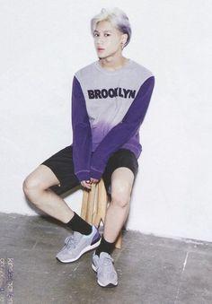 Lee Taemin images   [HQ] Purple Hair Taemin 태민「Oh Boy!」5月号 HD wallpaper and background photos
