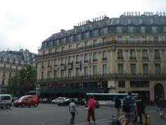Cafe de la Paix, París, Francia (2014)