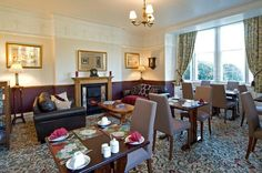 The Chestnuts Guest House, Windermere, Cumbria, The Lake District, UK, England. Bed and Breakfast. Staycation. Stay. Travel. #AroundAboutBritain. Garden. Children Welcome. Golf Nearby. Wifi. Cycling.