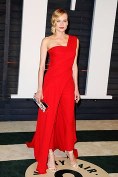 Oscars 2015 After-parties - Diane Kruger - click through to see all the party pictures
