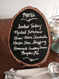 Ideas for using chalkboard paint for home decor #DIY #crafts #chalkboard