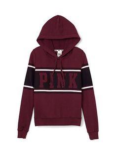Pink/Victoria Secret Maroon Sweater