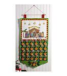 Bucilla Mary Engelbreit Advent Calendar Felt Applique ...