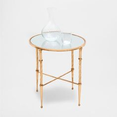 TABLE WITH TWISTED LEGS - Occasional Furniture | Zara Home United Kingdom