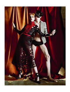 Fashion Editorial - Scènes d'opéra - Numéro - The Fashion Dose