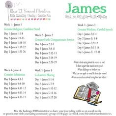 Bless It Forward Ministries - Books of the Bible Plans Bible Study Lessons, Bible Study Notebook, Bible Study Plans, Bible Plan, Bible Study Tools, Bible Study Journal, Scripture Reading, Scripture Study, Bible Verses