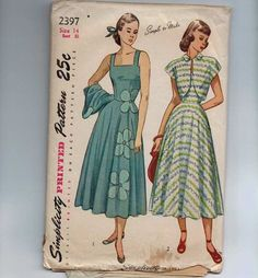 1940s blazer sewing pattern | 1940s Vintage Sewing Pattern Simplicity by historicallypatterns, $25 ...