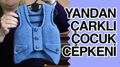Pin by allysloriaharriettazf on parenting in 2020 Knitting For Kids, Baby Knitting, Crochet Baby, Gender Neutral Baby Clothes, Baby Boy Photos, Baby Vest, Afghan Crochet Patterns, Crochet Videos, Kids Shorts