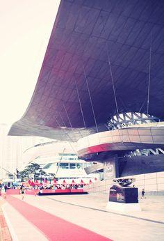 Busan Cinema Center, South Korea