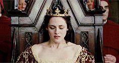Kristen Stewart as Snow White - Snow White and the Huntsman (2012)