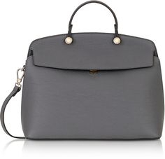 Furla Mercury Leather My Piper Medium Top Handle Satchel Bag