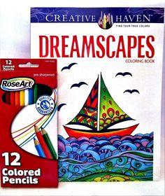 Colorama Magic Path Adult Coloring Book Create Beautiful