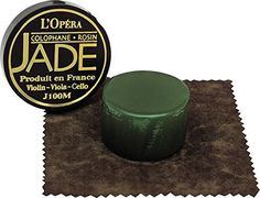 JADE LOpera Rosin for Violin Viola Cello ** Want to know more, click on the image.Note:It is affiliate link to Amazon.